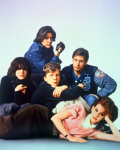 The Breakfast Club 8X10 Color Photo 16x20 Canvas Giclee - $69.99
