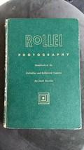 ROLLEI PHOTOGRAPHY HANDBOOK ROLLEIFLEX ROLLEICORD CAMERAS JACOB DESCHIN ... - $6.95