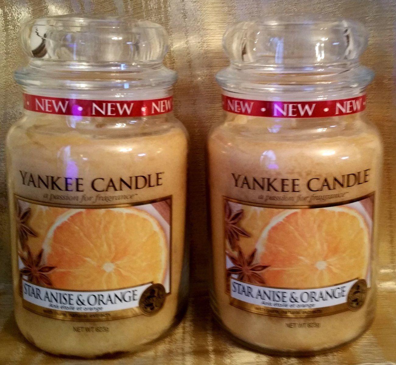 NEW!~Yankee Candle~SAGE /& CITRUS~9.5 oz Jar~Tumbler