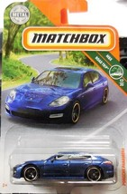 2018 Matchbox M Case 17/35 Road Trip Porsche Panamera - $5.45