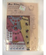 New Bee Hive Iron-On Pattern #6176 Hearts on Hearts - $3.99