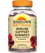 Sundown Elderberry, 60 Gummies  - $19.99