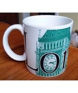 STARBUCKS 2002 LONDON CityMug Mug Collectors Series 22oz Made in England Big Ben - $18.37