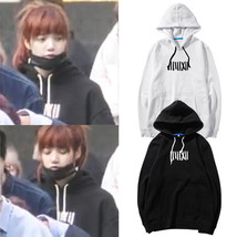 KPOP BLACKPINK Hoodie LISA Pullover WHISTLE Sweatershirt JISOO JENNIE Rose - $19.99