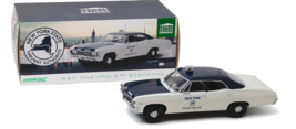 GreenLight 1:18 1967 Chevrolet Biscayne NY State Police Diecast - 19054 - $62.80