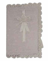 Chantilly Bible for Christening & Baptism - $10.00