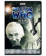 Doctor Who - Lost in Time Collection of Rare Episodes - The William Hart... - $44.49