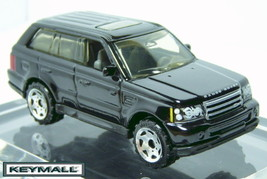 BLACK RANGE ROVER SHOWROOM MODEL SCHLÜSSELANHÄNGER БРЕЛОК LLAVERO FREE K - $39.95