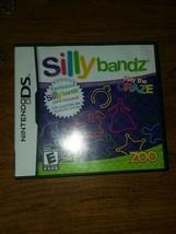 Silly Bandz (Nintendo DS, 2010) - $5.00