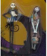 Nightmare Before Christmas Jack & Sally Cake Topper - $341.85