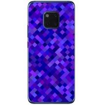 Squares lines diagonal Huawei Mate 20 Pro Phone Case - $15.99