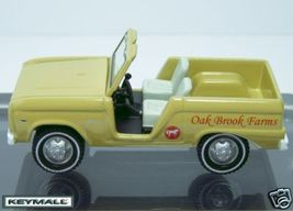 JOHNNY LIGHTNING RARE 1967 FORD BRONCO OAK BROOK FARMS - $39.97