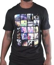 Etnies Skateboard Noir Hommes Insta Rad Instagram Photos T-Shirt Nwt