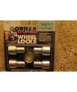 "Gorilla Automotive 63671 Standard Mag Gorilla Guard Locks (7/16"" Standar... - $16.78"