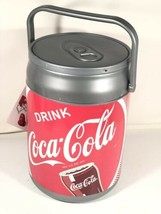Picnic Time Drink Coca-Cola Can Cooler Pull Tab Display 8.5 Litre Model ... - $64.34