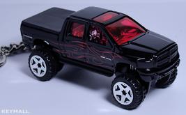 KEY CHAIN 2004/2005/2006/2007/2008/2009 BLACK DODGE RAM 1500 PORTE CLE L... - $39.95