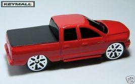 KEY CHAIN 2004/2005/2006/2007/2008/2009 RED DODGE RAM 1500 NEW PORTE CLE... - $39.94