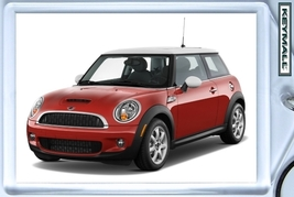 KEY CHAIN 2009~2010~2011~2012 RED MINI COOPER S... - $9.95
