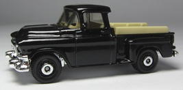 Key Chain 55~56~57 1956/1957/1958 Black Gmc Stepside Pickup Truck New Porte Cle - $33.95