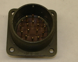 JAE Circular Power Connector 97-3102A20-29P - $9.80