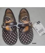 Wonderkids Infants  Polka Dot Shoes Sandals NWT - $8.99