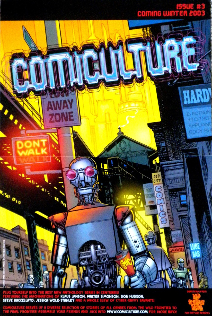 Comx   poster comiculture