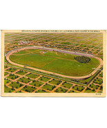 The Indianapolis Motor Speedway Vintage Post Card - $6.00