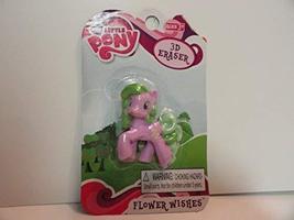 Flower Wishes 3D Eraser - $6.98