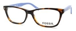Fossil FOS 7002 XNZ Women's Eyeglasses Frames 52-15-140 Beige Havana + CASE - $64.15