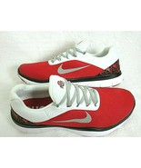 Nike Mens Free Trainer V7 Week Zero OSU Ohio State Buckeyes Shoes Size 9... - $69.29