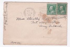 North Tonawanda, New York March 7 1912 - $2.98