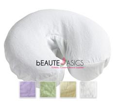4 Pcs 100% Cotton Flannel Massage Fitted Face Rest Cradle Covers - $15.95+