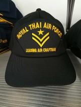 Royal Thai Air Force Cap Ball Soldier Military Rtaf Cap - $7.69