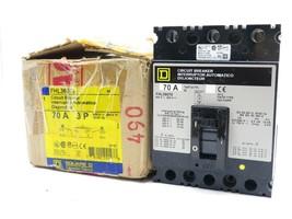 Nuevo D Cuadrado FHL36070 Circuito Disyuntor 70 Amp - $500.00