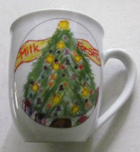 "Christmas Village Kid's Collection ""Milk For Santa"" Chritma Tree Collect... - $13.99"