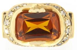 Women's 18kt Yellow Gold Fashion Ring - $999.00