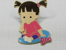 Disney Pixar Official Pin Trading Boo Monsters Inc 2004 - $13.30