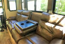 2017 Fuzion 384 - 5th Wheel Toyhauler For Sale In Milford NH, 03055 image 6