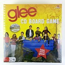 Glee CD Board Game Cardinal 2010 New Factory Sealed Naya Rivera - £6.22 GBP