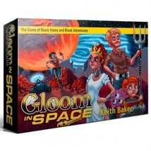 Gloom in Space Card Game Family Fun Strategy Multiplayer Atlas Games ATG... - $24.50