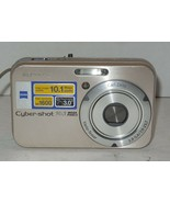 Sony Cyber-shot DSC-N2 10.1MP Digital Camera - Gold 3x Optical Zoom - $70.13