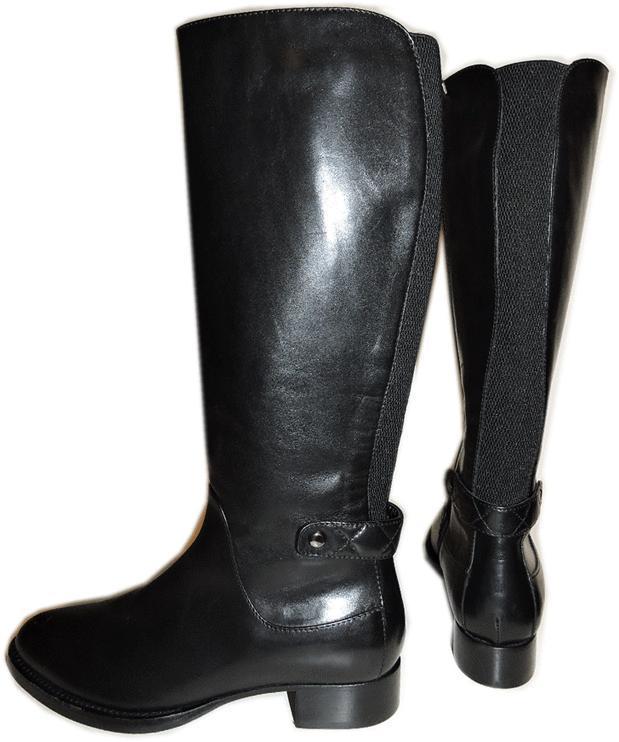 db0f708a7dd6  495 Aquatalia Blck Leather Tall Opie and 50 similar items