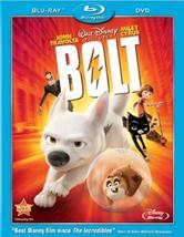 Disney Bolt (Blu-ray + DVD)