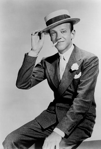 Primary image for Fred Astaire #2 - Movie Star Portrait Poster