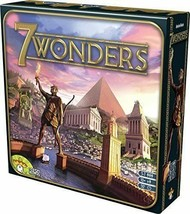 7 Wonders Strategy Board Game (New Sealed) 2-7 Players - Free Shipping - $39.26