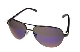 Kenneth Cole Reaction Rimless Gold Aviator Mirror Lens Mens Sunglass  KC... - $17.99
