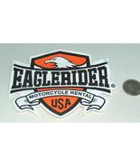 EagleRider Motorcycle Rental HD Harley-Davidson, BMW, Honda, Yamaha Sticker - $14.83