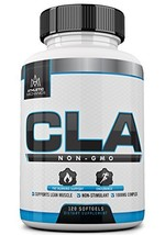 Athletic Mechanics - CLA - Non-GMO, Non-Stimulant - 1,000mg - Fat Burner... - $17.61