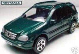 KEY CHAIN GREEN MERCEDES ML 320 400 500 CLASS P... - $34.95