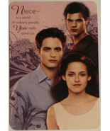 "Greeting Card Birthday Niece the Twilight saga Breaking Dawn part 1 ""In ... - $4.99"